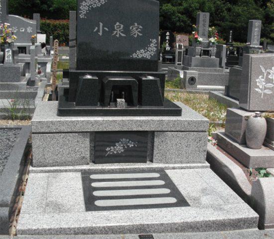 お墓の事例02