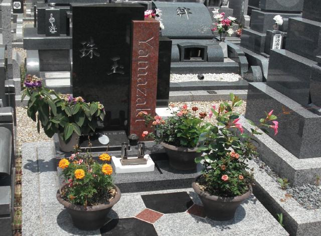 お墓の事例03