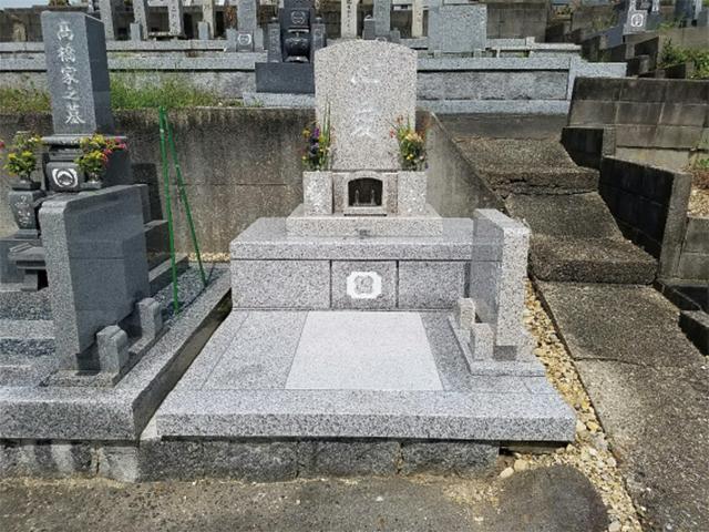 お墓事例01